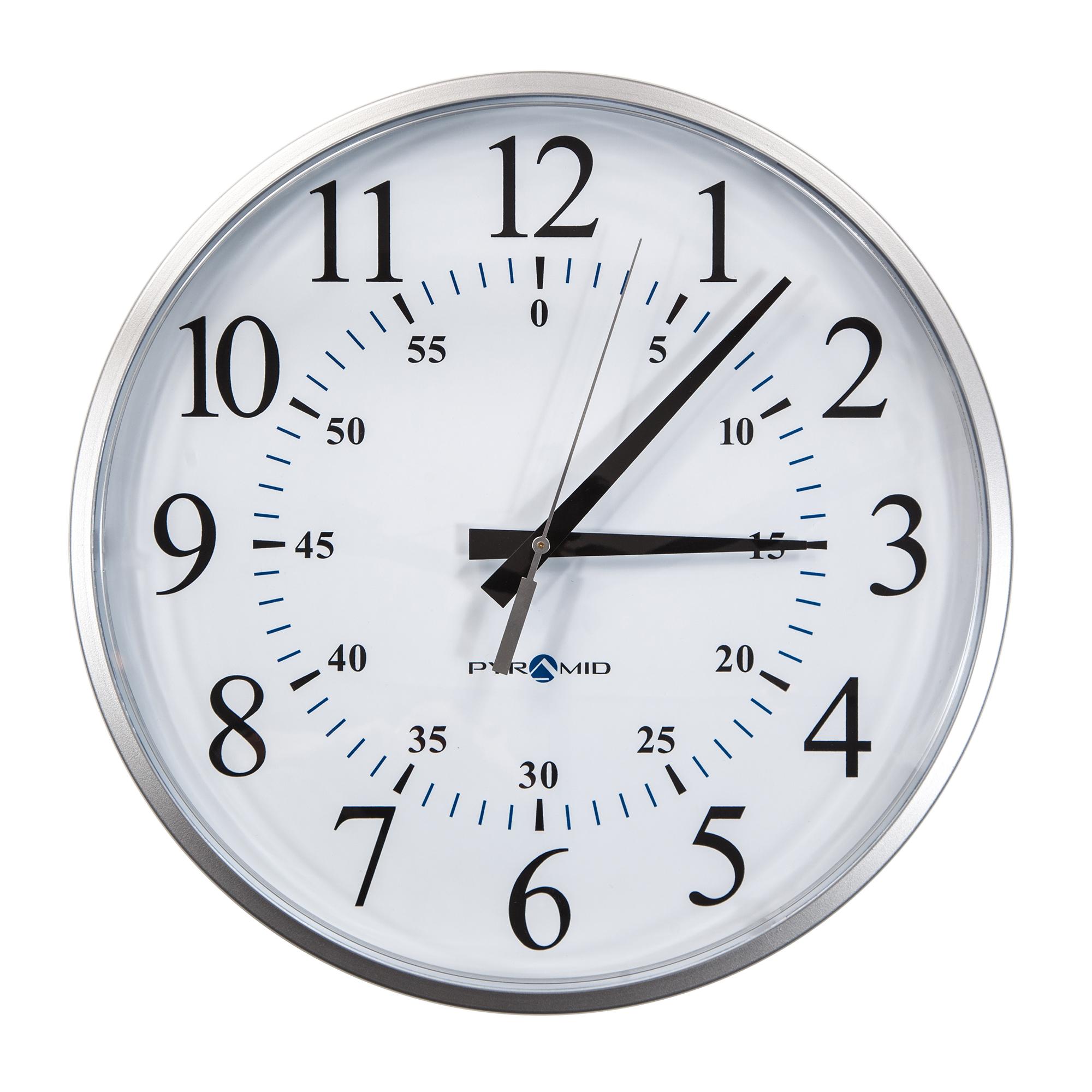 wireless clocks associated time parking controls